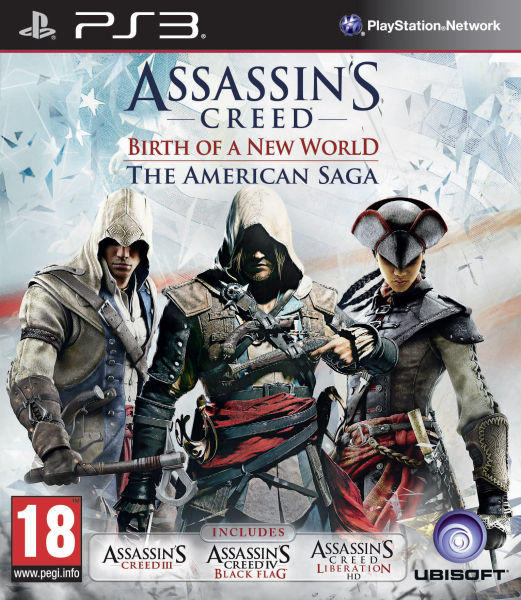 Terjual Game Ps3 Assassin S Creed The Americas Collection Kaskus