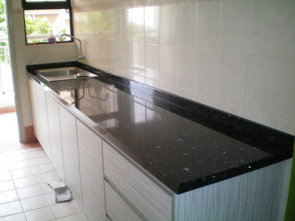 Kitchen Top Table