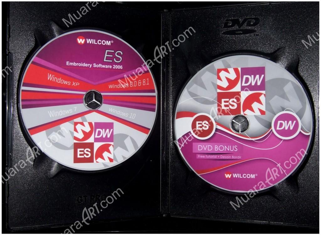 Software Wilcom Embroidery Software 2006 SP 4