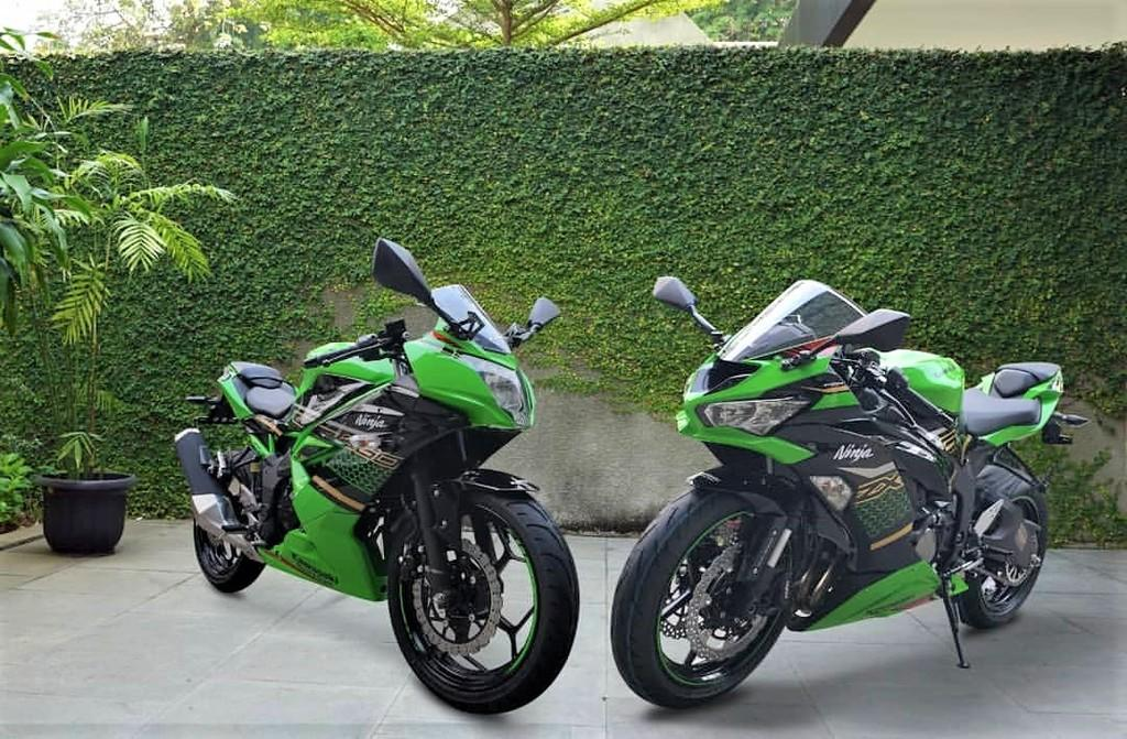 Ninja 250SL All Series - Showroom Dealer Resmi Cash & Kredit Kawasaki Jabodetabekser