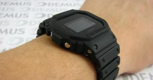 5 Fakta Menarik Seputar Casio G-Shock dari Penemunya fc1e287724