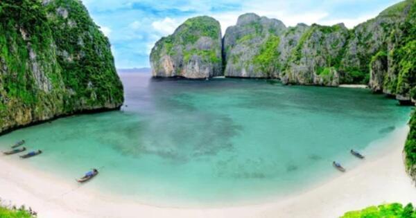 Майя бэй таиланд