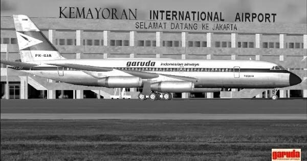 Sejarah Bandar Udara Pertama di Indonesia, Bandara ...