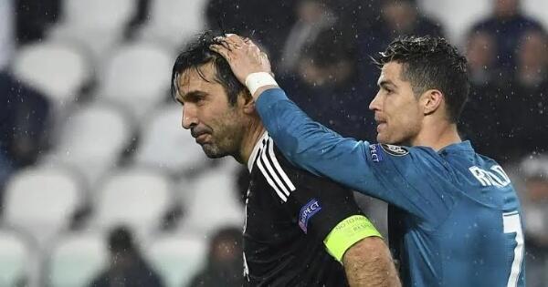 ronaldo-dan-buffon-akankah-ke-psg