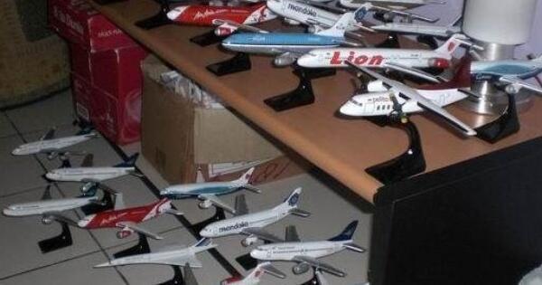 koleksiku-miniatur-pesawat-hingga-ratusankarena-takut-ketinggian