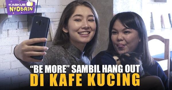 kaskus-nyobain-quotbe-morequot-sambil-hang-out-di-kafe-kucing