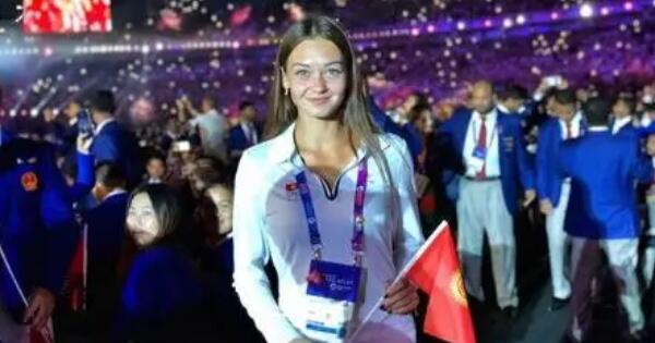 asiangames-10-potret-anna-bulanova-atlet-berparas-cantik-dari-kyrgysztan