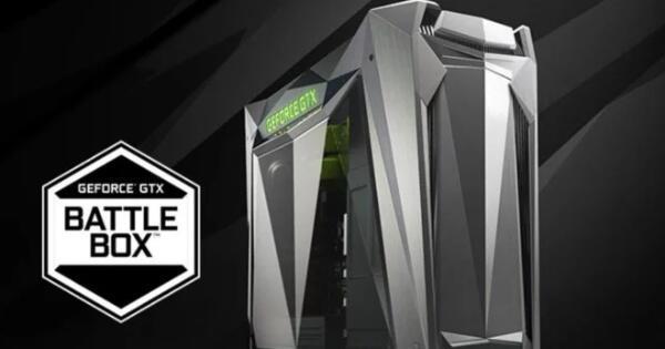 Hot Threads - Nvidia Battlebox Resmi Rilis Di Indonesia Gan!