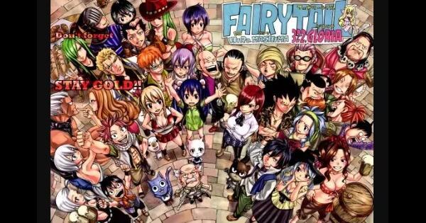 10 Karakter Paling Lucu Di Fairy Tail Versi Ane Kaskus