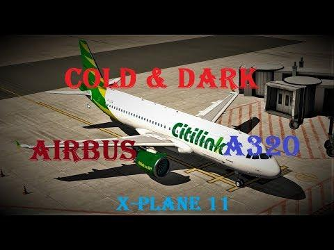 cold-and-dark-airbus-a320-jardesign-part-1-xplane-11-indonesia-amatir