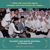 Serahkan 5.083 Sertifikat di Samarinda, Presiden: Sengketa Lahan Bisa Berkurang