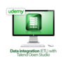 tutorial Udemy data integras dengan Talend Open Studio integrasi data