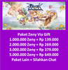 Jasa Joki Ragnarok Mobile Eternal Love [iOS/Android] & Top Up Zeny / Big Cat Coin