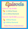 Diamond Episode Choose Your Story [iOS/Android] *Jaminan Update HargaTermurah*