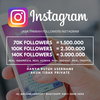 Jasa Up Followers Instagram (Real Indonesia)