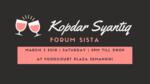 Kopdar Syantiq Forum Sista