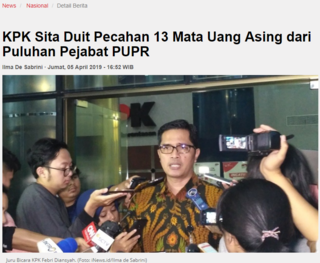 Kubu Petahana: Kalau Nggak Mau Bocor, Pilih Jokowi