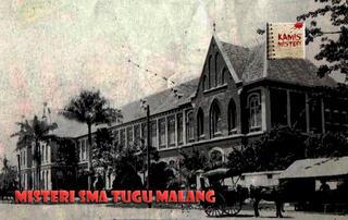 Misteri SMA Tugu Malang