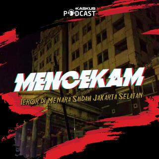 Teror di Menara Saidah Jakarta Selatan