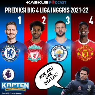 Chelsea Dijagokan Juara Liga Inggris 2021-22