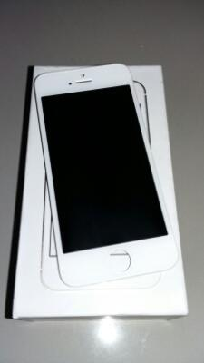 LCD iPhone 5S White