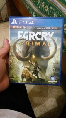 BD PS4 Far Cry Primal REG 3 | code used | Mulusss