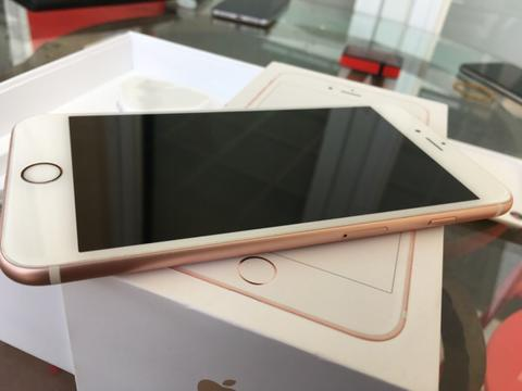 WTS iPhone 6S Plus 64GB Rose GOLD Like New Mint Condition TERIMA TT