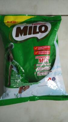 Milo Profesional Complete Mix New !!! Murah Ready Stock
