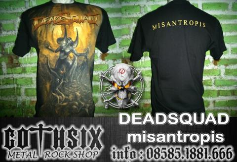 Tshirt DEADSQUAD series