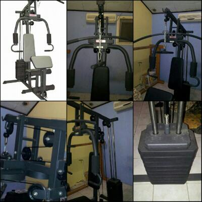Alat Fitnes Body Building 1 sisi