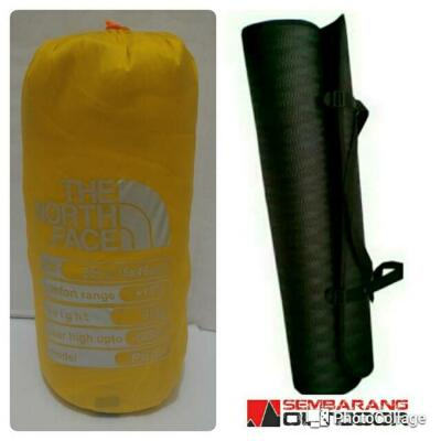 Sleeping bag polar + matras