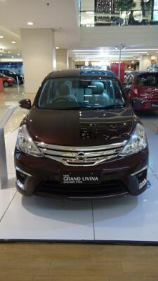 Grand Livina XV HWS 2016 (Spesial Edition)