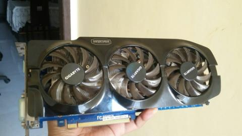 Gigabyte gtx 670. Windforce edition