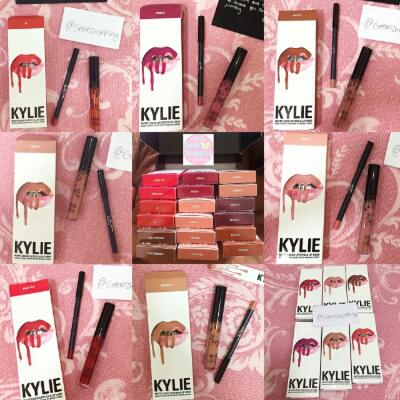 Jual Kylie Lipkit All Shades 100% Authentic Guaranteed