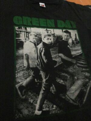 Tshirt / Kaos Band Green Day