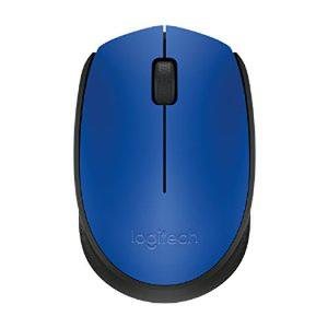 Logitech M171 Wireless Mouse Blue / M 171 NEW & ORIGINAL 100%