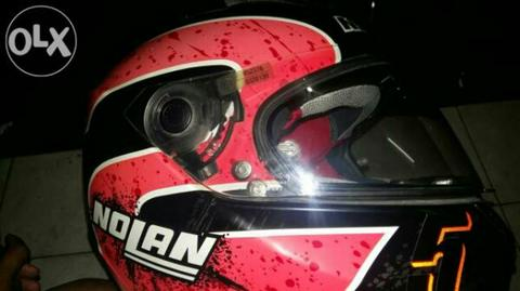 For sale helm Nolan N64 Cammier