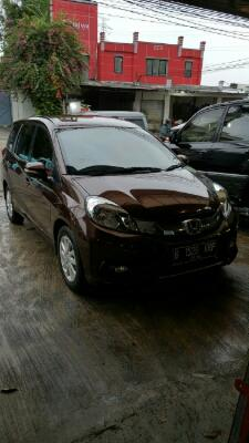 Honda mobilio e manual 2015 km 1000 dp 10juta
