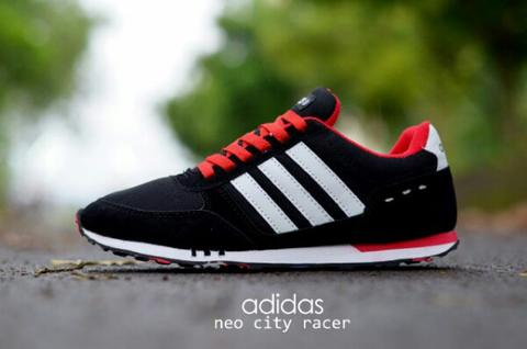 SEPATU ADIDAS NEO CITY RACER MADE IN VIETNAM