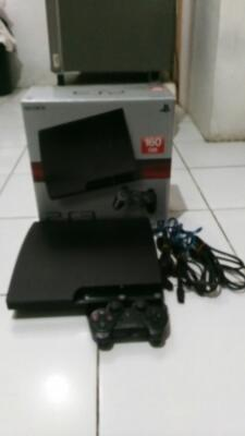 Wts ps3 slim cech 2102a hdd 160gb cfw 4,78,1