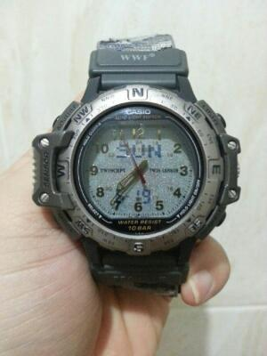 PROTREK PRT-50WWJ COLLABS WWF (WORLD WILDLIFE FUND)