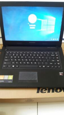 Dijual Lenovo G405s Gaming Amd A8 quad core better than i5