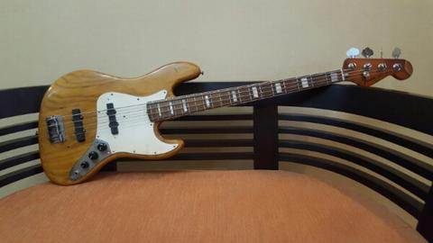 Fs : Fender Jazz Bass 1978 USA, Upgrade EMG J-SET