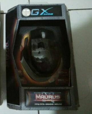Mouse gaming Genius GX maurus