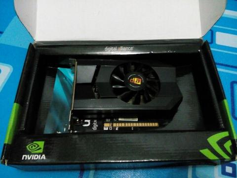 Digital Alliance Nvidia Gtx 650 Ti OC (2nd) Bdg