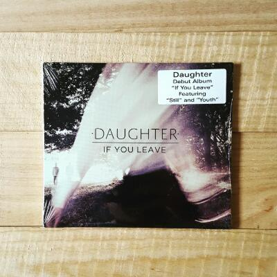 CD AUDIO IMPORT DAUGHTER