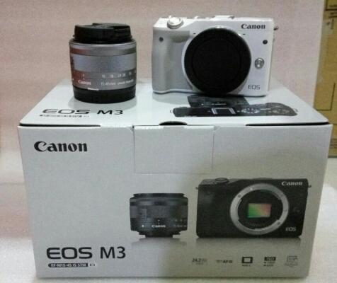 Canon Eos M3 15-45mm Is STM