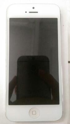 Iphone 5 32GB White Fullset