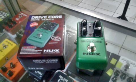 Nux Drive Core Guitar Effects