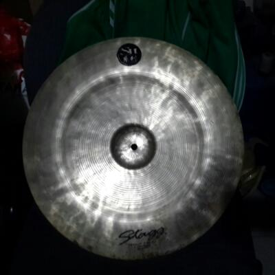 "cymbal stagg 17"" china"